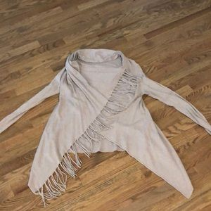 Drake neck tassel Lovestitch sweater